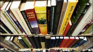 boekenrijen