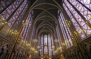 paris sainte-chapelle