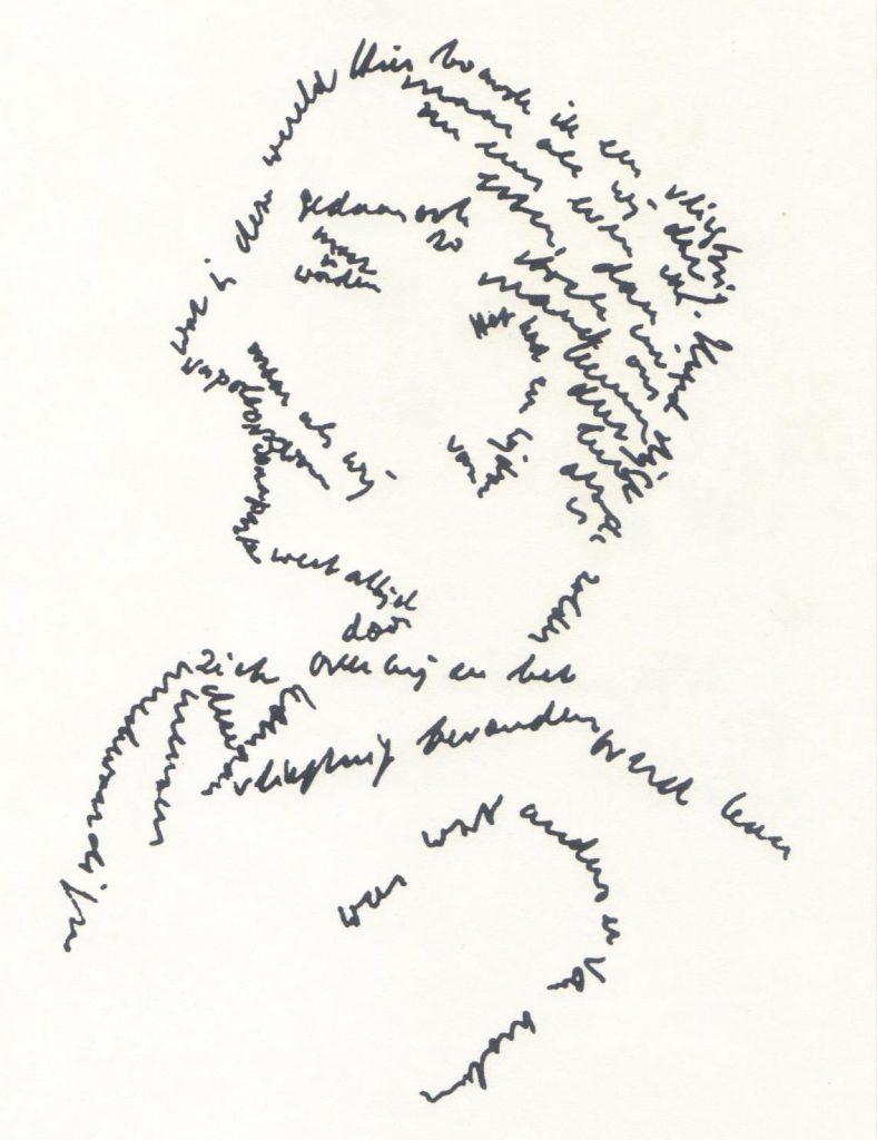 Mulisch' zelfportret...