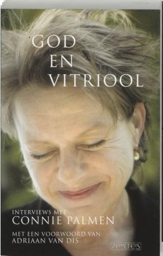 Adriaan van Dis: 'Deze schrijfster wil ernstig worden genomen en eist dat van haar gesprekspartners. Het gaat haar om de denkwereld achter het boek..'