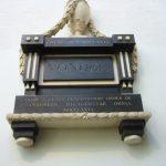 vondels-graf-nieuwe-kerk-amsterdam-door-kunstgenootschap-diligentiae-omnia-dat-is-alles-door-opmerkzaamheid