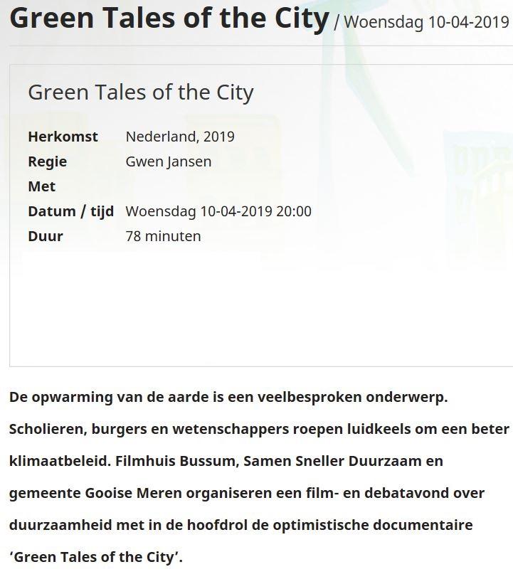 green tales