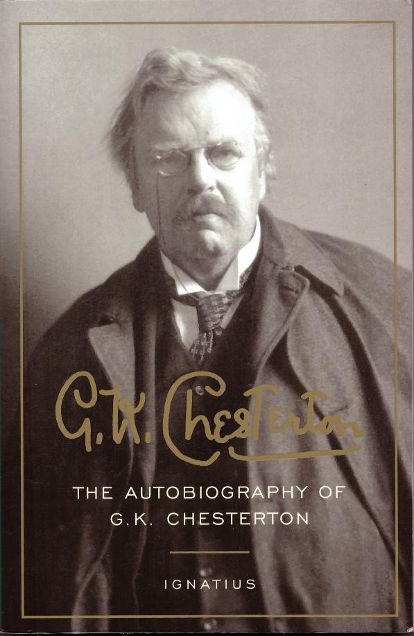 chesterton autobio