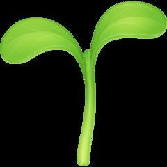 emoji seedling2