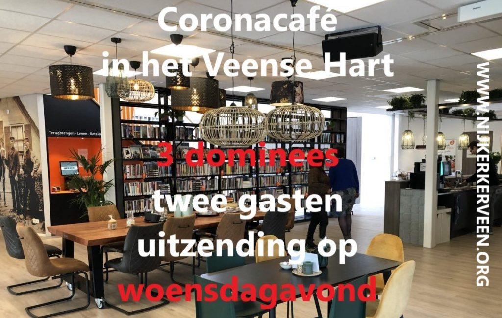 flyer coronacafe Veense Hart voor website